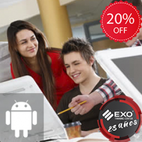 EXO 40 AÑOS - AND-801: Android Applications Development