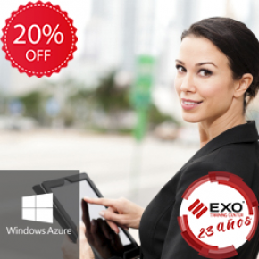 EXO 40 AÑOS - 20487-Developing Windows Azure and Web Services
