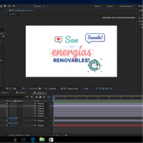 After Effects Nivel III - Taller de Motion Graphic