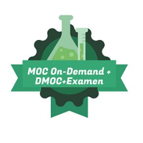 Microsoft® MOC On-Demand + DMOC + Examen