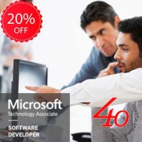 EXO 40 AÑOS - 40361-MTA Software Development Fundamentals