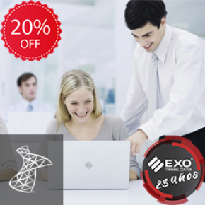 EXO 40 AÑOS - 20464-Developing MS-SQL Server 2014 Databases