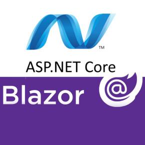 Desarrollo con Blazor y Net Core 3.1