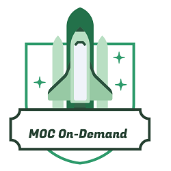 1 Microsoft® MOC On-Demand